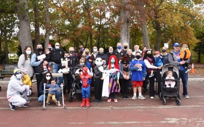 Annual Village Halloween Parade
