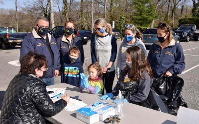 Village Hosts Annual Earth Day Cleanup