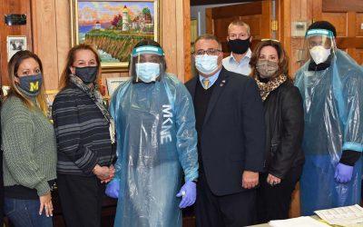 Village of Massapequa Park Announces COVID-19 Testing Site for Residents