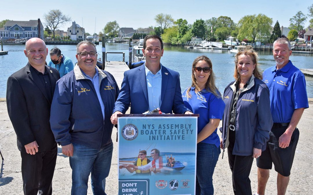 Village Helps to Inform Boaters of New Requirements Under Brianna's Law