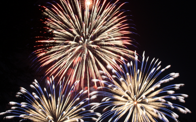 Fireworks rescheduled to Tuesday, July 6th