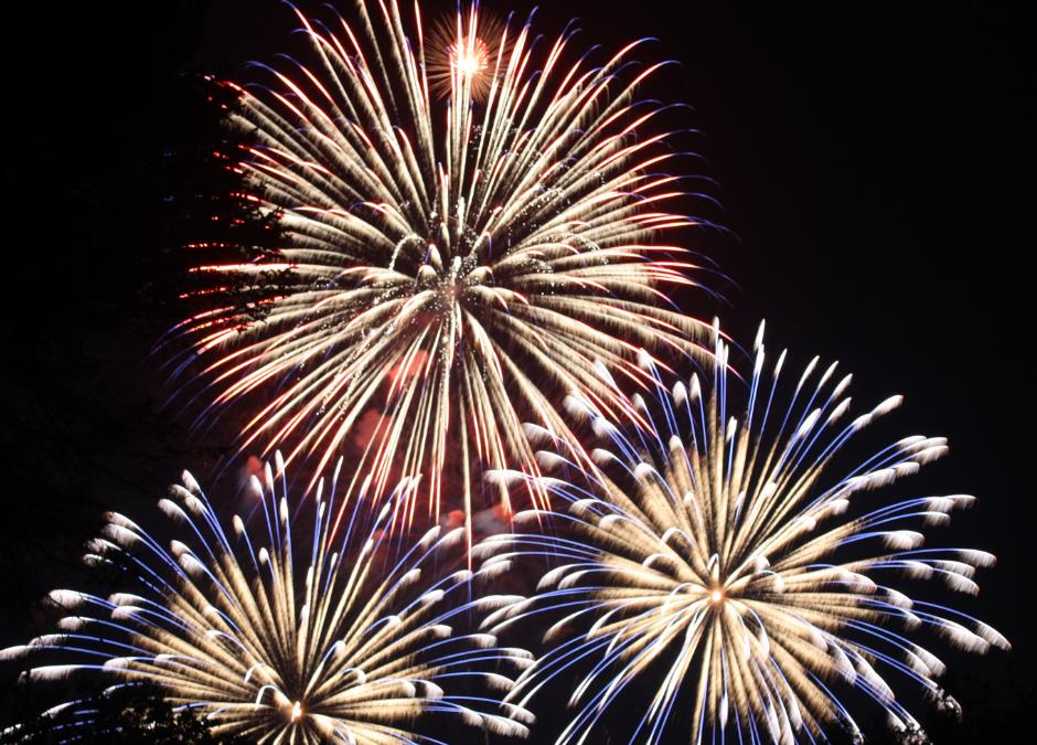 Fireworks Update from Mayor Daniel Pearl