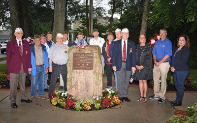 Village Honors Korean War Veterans