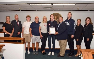 Mayor and Trustees Declare August 24th 2021 as Kristine O'Brien Day